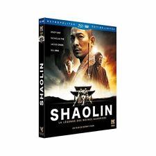 Blu-ray Neuf - Shaolin-La légende des Moines Guerriers [Blu-Ray] [Édition Limité