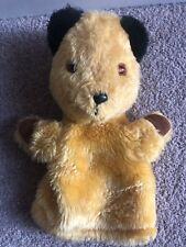 Vintage Sooty Soft Plush Toy Hand Puppet Patsy Marketing Limited 1974