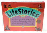 NIB LifeStories Game of Telling Tales Sharing Smiles with Family & Friends
