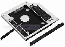 2nd 2.5 SATA HDD SSD Hard Drive Caddy Adapter for ASUS G550J G550JK N551JX N551J