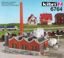 Kibri 6764 ( 36764 ) Z - Shedhalle mit Schornstein & Tanklager NEU & OvP