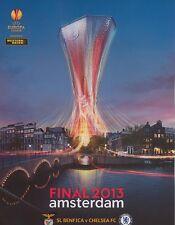 Benfica V Chelsea UEFA Europa League Finale 2013