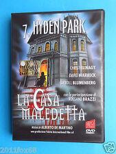 7 hyden park la casa maledetta rossano brazzi alberto de martino rare dvd horror