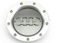 Tappo Coprimozzo Fregio Borchia Coppa Cerchi Lega 146 mm per Audi A6 A3 A5 A4 TT