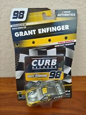 2019 Wave 9 Grant Enfinger Curb Records Truck 1/64 NASCAR Authentics Diecast
