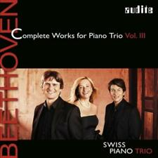 Schweizer Klaviertrio - Beethoven:Complete Works For Piano Trio Vol.3 - CD