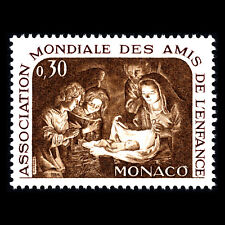 Monaco 1966 - World Association of Children's Friends - Sc 630 MNH