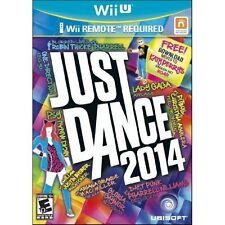 Just Dance 2014 (Nintendo Wii U, 2013) - 99 Cents - No Reserve!