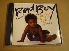 CD / BAD BOY - GREATEST HITS VOLUME 1