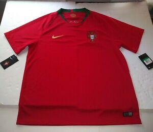 Nike FPF Portugal Jersey Soccer Men's XL Brand New