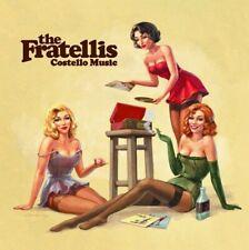 Fratellis - Costello Music [180 gm black Vinyl]