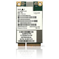 HP Wireless UN2430 Gobi3000 mobile broadband 3G WWAN Card 702080-001 634400-001