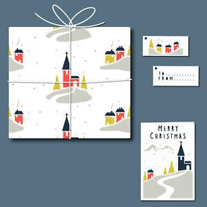 Church - Card, Tag & Wrap Stencil Set - Create your own stationery - 11033SET