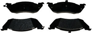 Disc Brake Pad Set-Semi-Metallic Front ACDelco Advantage fits 91-98 Dodge Dakota