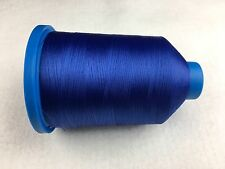 1 x 7000m Cop ISALON Polyester Embroidery Machine Thread Colour 3543 Blue