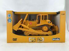 Bruder CAT Bulldozer: Yellow | 1:16 (Toy245)