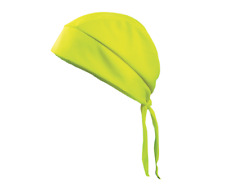 New listing OccuNomix Tuff & Dry Wicking & Cooling Skullcap Td200-Hvy High Visibility Yellow