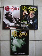 3 LIBRO VASCO ROSSI - IL BLASCO STORY N° 0 - 1 - 7