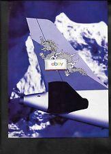 DRUK AIR ROYAL BHUTAN AIRBUS A319 CFM56 ENGINE FRIENDS IN HIGH PLACES 2 PG AD