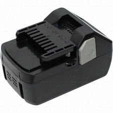 18V 4Ah Replacement Battery Compatible with Hitachi WR18DBDL