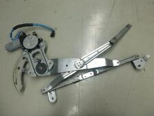 Subaru Impreza WRX GDB STi 2002 Power Window Motor Regulator Front LHS J009