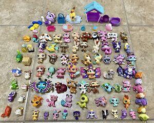 Littlest Pet Shop+Lost Kitty figures Lot of  70+ Figures