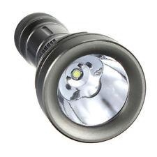 Waterproof 80M 8000LM CREE XM-L T6 LED Scuba Diving 26650 Flashlight Torch  @P