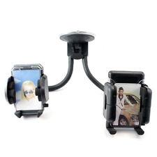 Universal Twin Handy Halter 360 Autoscheibe Saug Halterung Cradle Ständer