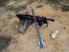 WT-SCOUT Survival  Foldable Crossbows w/ Retractable Stock & 4 x 30 scope