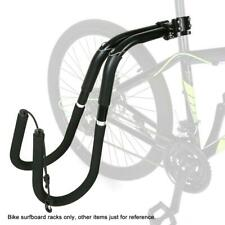Adjustable Surfboard Bike Rack -Shortboard, Longboard & SUP Carrier For Bicycles