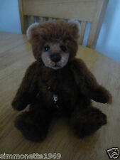 Charlie Bears Diddly Doo  MiniMo Isabelle Lee 2013 RETIRED