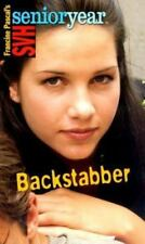 Backstabber (Sweet Valley High Sr. Year(TM)) by Francine Pascal, Good Book