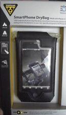 Topeak Teléfono Inteligente Bolsa Seca, para iPhone 4 o 4s, Negro