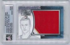 2012-13 ITG ULTIMATE ART SKETCH PATCH SILVER JONATHAN TOEWS /4 CANADA HAWKS
