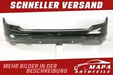 Mercedes C-Klasse W204 Kombi Facelift Mopf AMG Stoßstange Hinten mit Diffusor