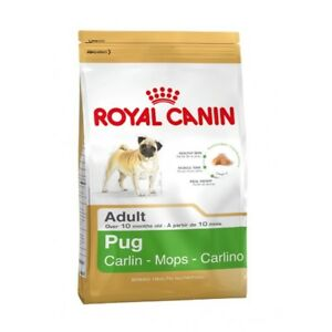 Royal Canin Pug Complete Dog Food for Pugs [  7.5Kg to 45Kg  ]