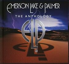 Anthology - Emerson Lake & Palmer 4050538181296 (CD Used Very Good)