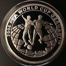 Turkiye Silver Coin 15000000 Lira 2003 Futbol