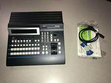 Panasonic AV-HS400A Multi-format Live Switcher