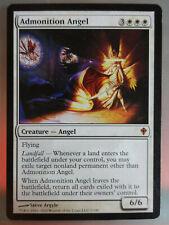 Admonition Angel, Mahnender Engel, Worldwake, MTG, Magic, Englisch