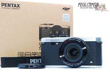 [MINT] Ricoh Pentax MX-1 Point & Shoot digital camera Silver from JAPAN C712