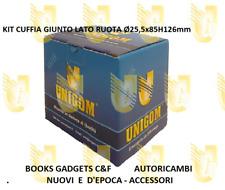 Kia Sorento (JC) 2002> Tutti i Mod. Kit Cuffia Giunto Lato Ruota Ø25,5x85H126mm