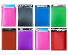0 6x10 65x10 Colors Poly Bubble Mailers Padded Envelopes Shipping Bags X Wide