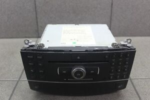 Mercedes W204 C Klasse Comand DVD APS Navigation A2048709690