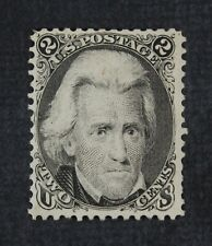 CKStamps: US Stamps Collection Scott#73 2c Jackson Unused Regum