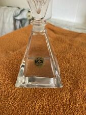 Royal Crystal Rock Perfume Decanter