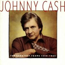Johnny Cash Greatest years 1958-1986 [CD]