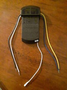 Intertek Fan & Light Control Model: K243103000 - New Automation Switch Smart