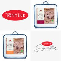 Tontine Signature Washable Australian Wool Super Warm All Seasons Quilts