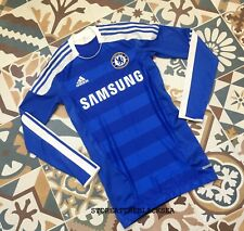 CHELSEA 2010 2011 2012 TECHFIT HOME FOOTBALL SOCCER SHIRT JERSEY ADIDAS MEN